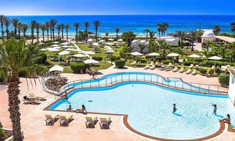 Delfino Beach Resort Spa