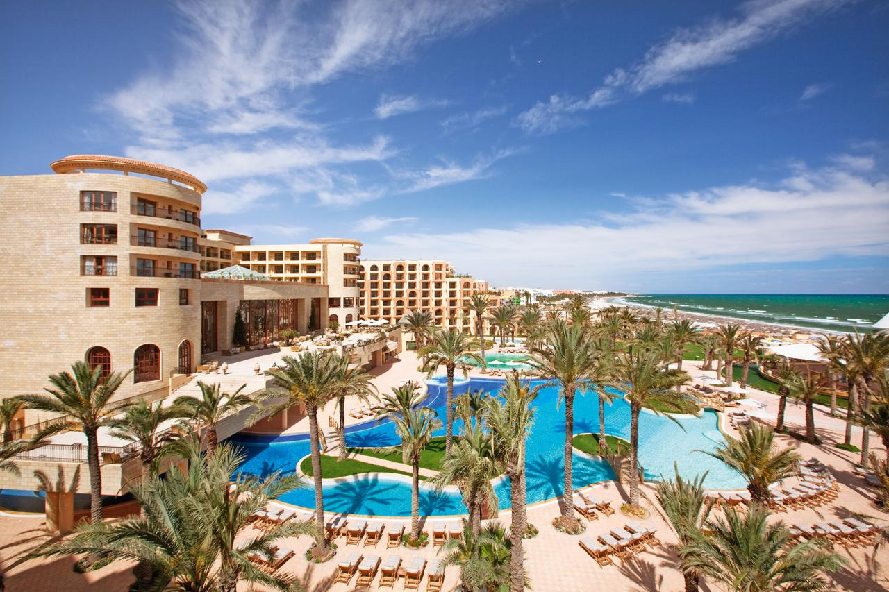Movenpick Resort And Marine Spa Sousse